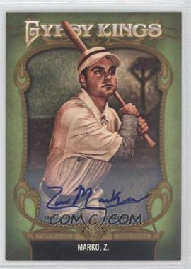 2012 Topps Gypsy Queen - Gypsy Kings Certifed Autographs - [Autographed] #GKA-2 - Zoilo Martinez