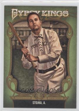 2012 Topps Gypsy Queen - Gypsy Kings #GK-11 - Antoni Stojka