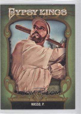 2012 Topps Gypsy Queen - Gypsy Kings #GK-4 - Prince Wasso