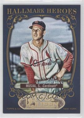 2012 Topps Gypsy Queen - Hallmark Heroes #HH-SM - Stan Musial