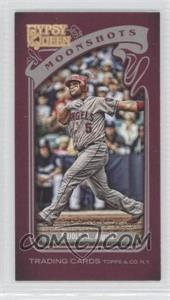 2012 Topps Gypsy Queen - Moonshots - Minis #MS-AP - Albert Pujols