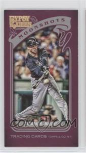 2012 Topps Gypsy Queen - Moonshots - Minis #MS-MS - Mike Stanton