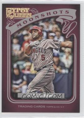 2012 Topps Gypsy Queen - Moonshots #MS-AP - Albert Pujols