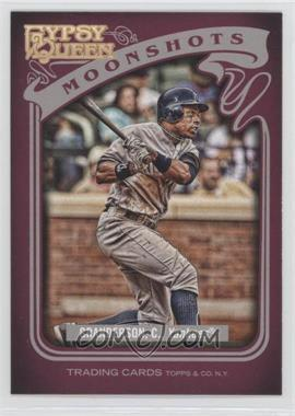 2012 Topps Gypsy Queen - Moonshots #MS-CG - Curtis Granderson
