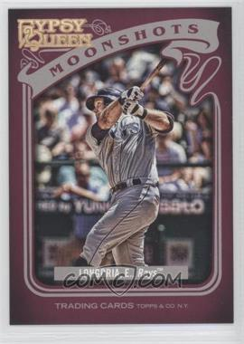 2012 Topps Gypsy Queen - Moonshots #MS-EL - Evan Longoria