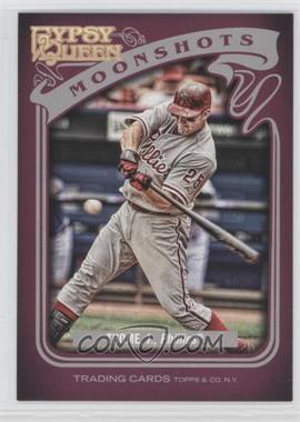2012 Topps Gypsy Queen - Moonshots #MS-JT - Jim Thome