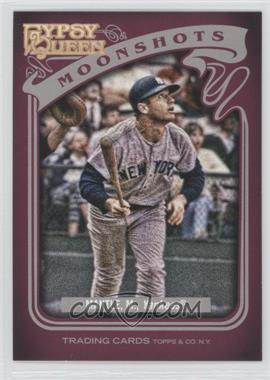 2012 Topps Gypsy Queen - Moonshots #MS-MM - Mickey Mantle