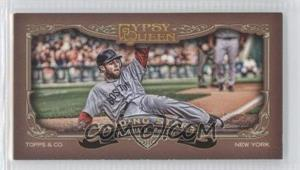2012 Topps Gypsy Queen - Sliding Stars - Minis #SS-DP - Dustin Pedroia