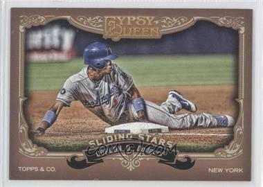2012 Topps Gypsy Queen - Sliding Stars #SS-DG - Dee Gordon