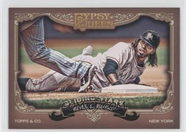 2012 Topps Gypsy Queen - Sliding Stars #SS-JR - Jose Reyes