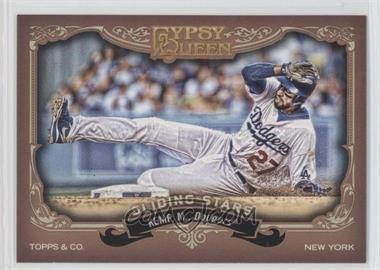 2012 Topps Gypsy Queen - Sliding Stars #SS-MK - Matt Kemp