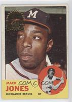Mack Jones [Good to VG‑EX]