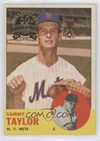 Sammy Taylor