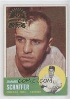 Jimmie Schaffer