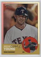 Michael Young /563
