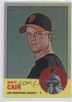 Matt Cain /563