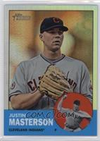 Justin Masterson /563