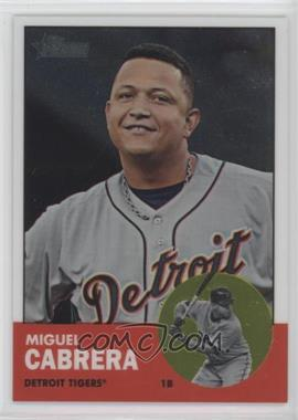 2012 Topps Heritage - [Base] - Chrome #HP5 - Miguel Cabrera /1963