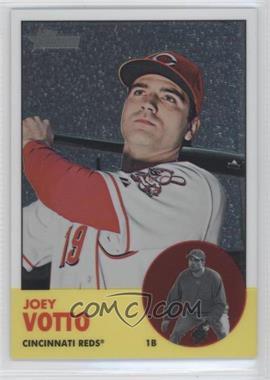 2012 Topps Heritage - [Base] - Chrome #HP6 - Joey Votto /1963