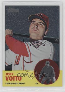 2012 Topps Heritage - [Base] - Chrome #HP6 - Joey Votto /1963