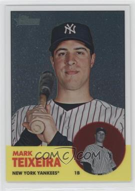 2012 Topps Heritage - [Base] - Chrome #HP77 - Mark Teixeira /1963