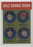 Adron Chambers, Drew Pomeranz, Brett Pill, Thomas Field #/1,963