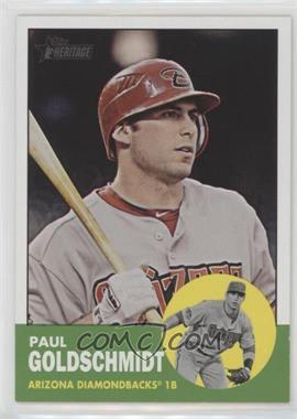 2012 Topps Heritage - [Base] #441 - Paul Goldschmidt