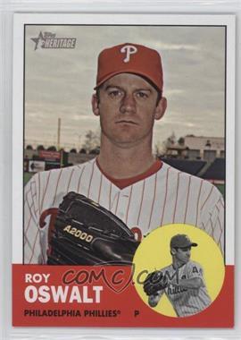 2012 Topps Heritage - [Base] #478 - Roy Oswalt