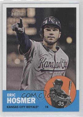 2012 Topps Heritage - [Base] #479 - Eric Hosmer