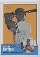 Justin Upton (Image Swap)