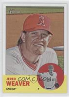 Jered Weaver (Base)