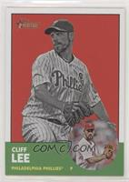 Cliff Lee (Image Swap) [EX to NM]