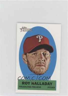 2012 Topps Heritage - Stick-Ons #30 - Roy Halladay