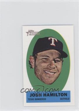 2012 Topps Heritage - Stick-Ons #7 - Josh Hamilton