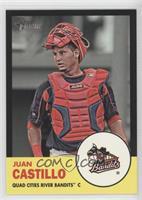 Juan Castro #/96