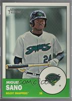 Miguel Sano (Snappers Logo in Inset) [Noted]