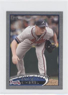 2012 Topps Mini - [Base] - Silver #20 - Craig Kimbrel /5
