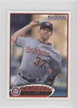 2012 Topps Minis National Convention - National Convention [Base] #TMB3 - Stephen Strasburg