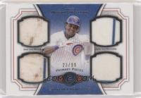 Starlin Castro [EX to NM] #/99