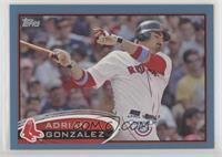Adrian Gonzalez #/2,012