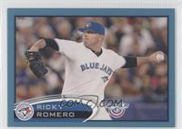 Ricky Romero /2012