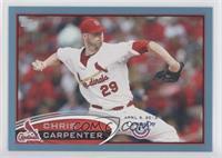 Chris Carpenter /2012