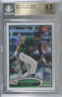 Christian Yelich (Bat in Hand) [BGS 9.5 GEM MINT]