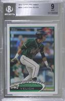 Christian Yelich (Bat in Hand) [BGS 9 MINT]