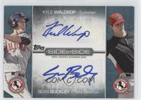 Kyle Waldrop, Sean Buckley /50