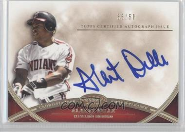 2012 Topps Tier One - Crowd-Pleaser Autographs - [Autographed] #CPA-AB - Albert Belle /50