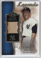 Mickey Mantle /50