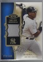 Alex Rodriguez [Noted] #/399