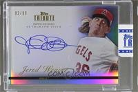 Jered Weaver /99 [ENCASED]