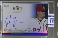 Jordan Zimmermann /50 [ENCASED]